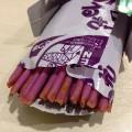 極細紫ラングドシャ