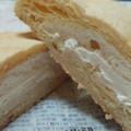 ファミマ   ホイップデニッシュメロンパン