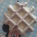 ホワイトチョコが濃厚!