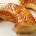 ドーナツに見えクイニーアマン風とかなり甘いパイリング♡