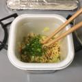 化学調味料の旨さを味わうためのまさにカップ麺塩焼そばの典型(!)