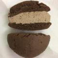 生チョコクリームのスフレケーキ