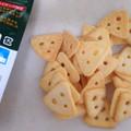 三角チーズのかりかり4種ハーモニー.。o○