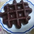 チョコがパリっと濃厚!