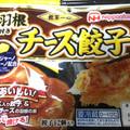 たまには洋風餃子も美味しい(^ ^)