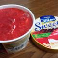 明治 エッセルスーパーカップ Sweet's 苺ショートケーキ カップ