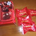 冬限定ならではのとろけるチョコレート