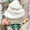 ミルキーな中にほんわりコーヒー!白いのに不思議(^^)