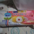 Premium sweets with kiri 春の新商品試食会 レアチーズボールと出会いました