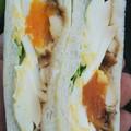 糖尿レビュアー野菜生活!照焼チキンサンド編②♥️