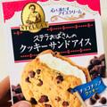クッキーのサクサク食感にびっくり!