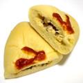 風味豊かなオムレツパン