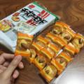 懐かしいチーズアーモンド(*^_^*)