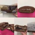 真ん中の板チョコも入っていてチョコテロ!チョコ好きには、たまらない