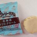 白いカントリーマアム 北海道ソフトクリーム