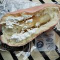 ファミリーマート 白桃を味わうもちっとパン 白桃ジャム&ホイップ