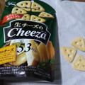 おつまみ。濃いチーズ。