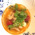 トムヤムクンのスープベースとして