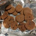 低糖質チョコクッキー。