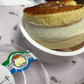 贅沢3層ダブルチーズブリュレ( *´艸`)