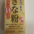ソヤファーム おいしさスッキリ 深煎りきな粉豆乳飲料