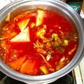 お鍋の季節接近中???前祝珊瑚樹茄子鍋