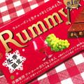 冬季限定のお酒ガツンなチョコレート