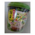 マイルドスパイシーに香る本格スープ(=^ェ^=)