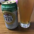 最近ノンアルコールビールの味に慣れてきたかも(^ ^)
