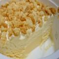 ロッテ SWEETS SQUARE 濃密なのに軽やかほろほろクランブルのチーズケーキアイス