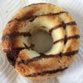 クッキーとデニッシュのベイクドドーナツ チョコ