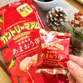 ホワイトチョコと素直な日本の苺が美味しいー!