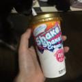 ホイップクリームを飲みたい!!そんな夢が叶う