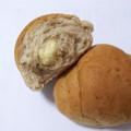 国産小麦、全粒粉、そしてオリーブオイル入りマーガリン組み合わせが最高!