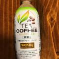 茶葉香るリフレッシュコーヒー