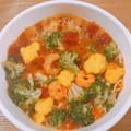 麺とスープの絡みがいい。