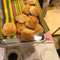 流行りの塩バターパン