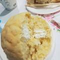 チーズ香がすごいメロンパン!