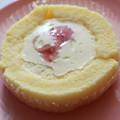 Uchi Café×八天堂 かすたーど苺ロールケーキ♪
