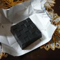 真っ黒チーズケーキ