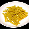 こんぶ風味強めで枝豆味が弱めですかね。( ・∇・)
