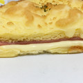 値段の割によくできたフレンチトーストサンド!