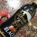 苦味控えめで飲みやすい泡立つブラック