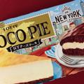 NYチーズケーキ感より圧倒的にチョコ