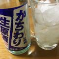 甲子園名物かちわり氷と飲むらしいです(^ ^)