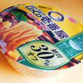 糖質30%オフのロカボ麺 カレースープが美味しくて満足感アップ