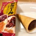 バター風味チョコが良い!!ビックリ(OvO)