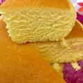 しっとり口溶けのよい蒸しケーキです(^ ^)