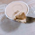 ミルキーな紅茶アイス♡