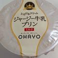 オハヨー ジャージー牛乳プリン ミルク